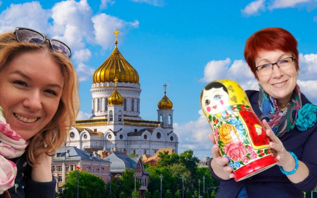 Pripravite kovcke. Gremo v Rusijo z Ruskim ekspresom.