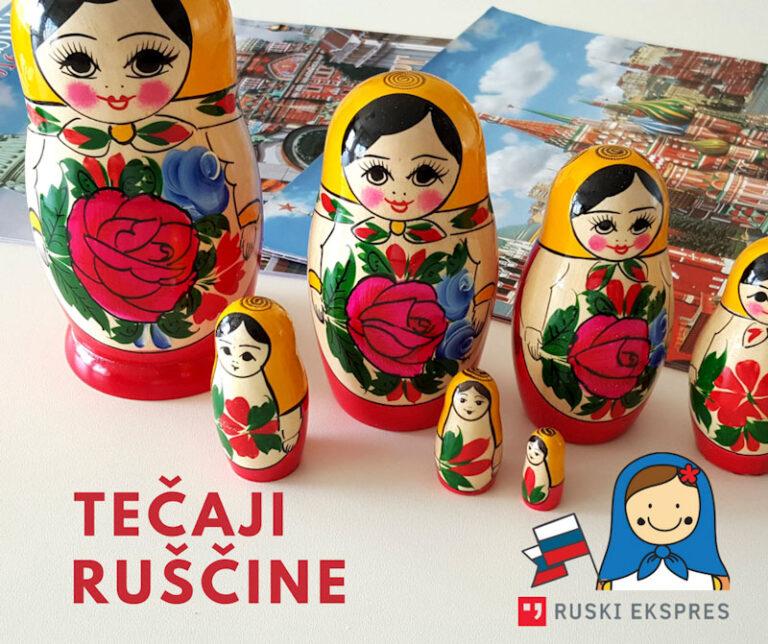 spletni tecaji ruscine ruscina tecaj na daljavo ruski ekspres ugodni tecaj ruskega jezika ruska babuska matrjoska